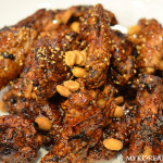 Dak Kang Jung 닭강정 (Sweet n Sticky Fried Chicken)