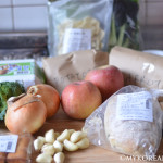 WWOOF CSA Organic Sampler Box