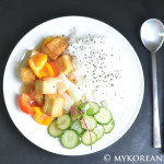 Vegetarian Sweet & Sour Tofu