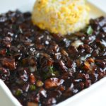 Jjajang Bap 짜장밥 (Rice with Black Bean Sauce)